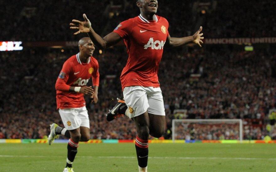 "Danny Welbeckas (""Manchester United"")"