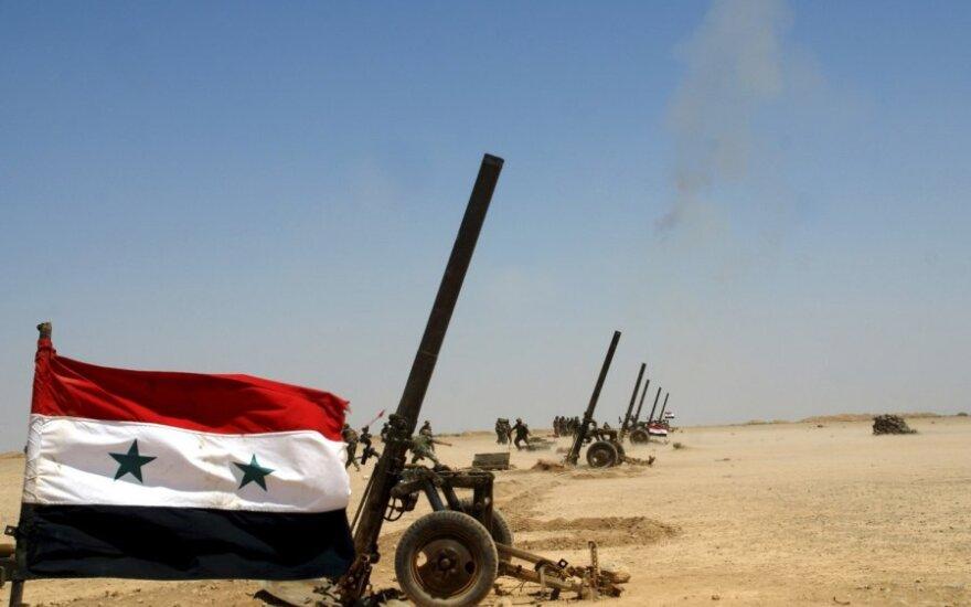 Syria: Brat Asada stracił nogę w wyniku wybuchu