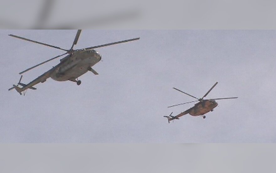 Sraigtasparniai Afganistane
