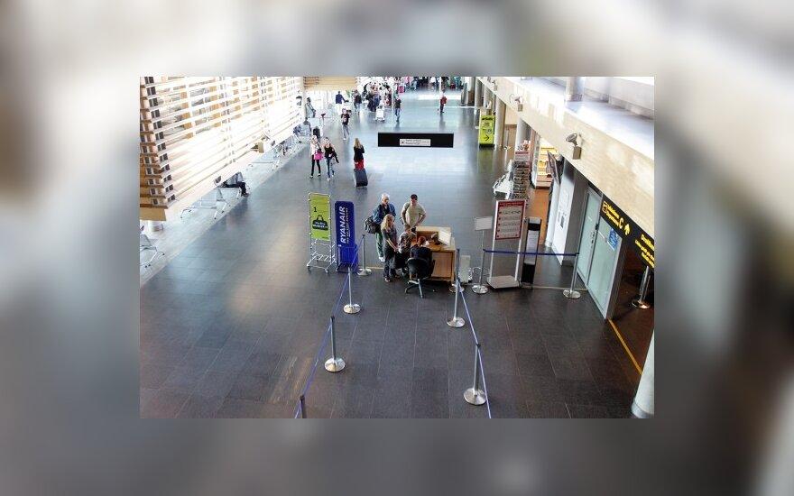 В рижском аэропорту построят новый терминал
