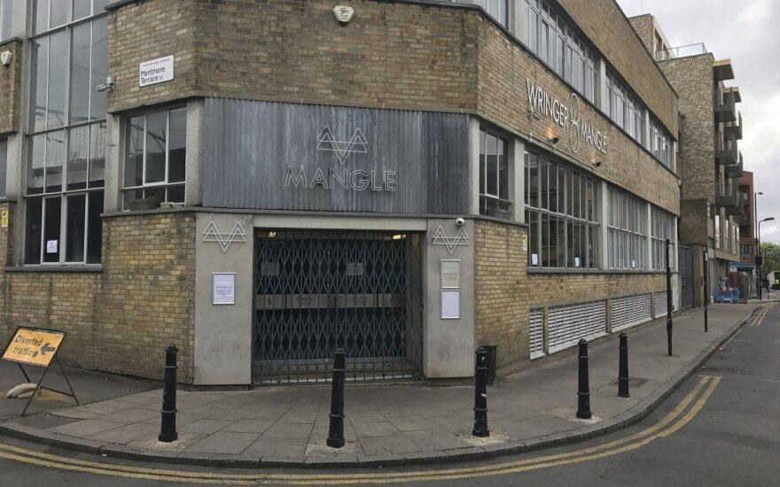 В лондонском ночном клубе распылили кислоту, 12 человек госпитализированы