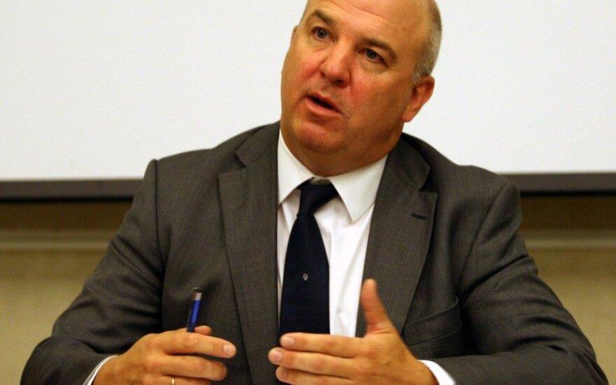Eurokomisaras Nilsas Muižnieks