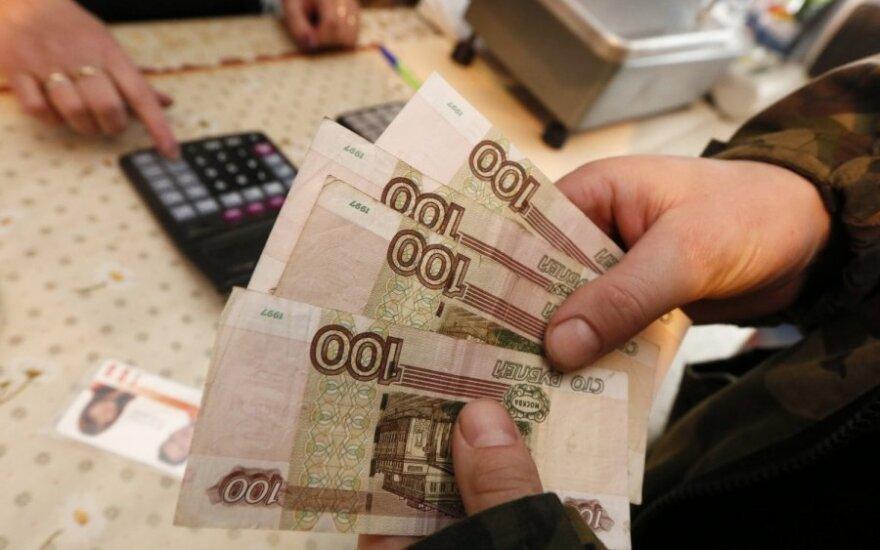 Przez sankcje i tanią ropę Rosja znajdzie się w 2015 r. wśród trzech najwolniej rozwijających się gospodarek świata