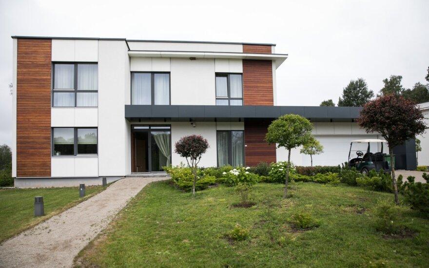 Миллион за дом для них немного: кто в Литве покупает роскошное жилье