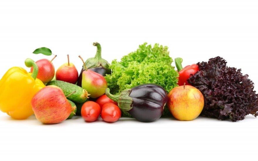 Свежие фрукты и овощи – летняя диета красоты
