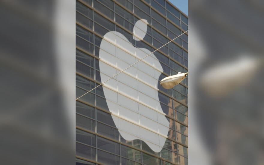 """""""Apple"""" ženklas"""