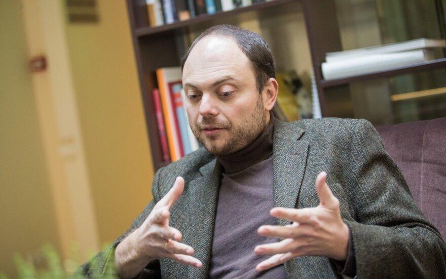 Владимир Кара-Мурза в интервью DELFI: мы, русские - европейцы