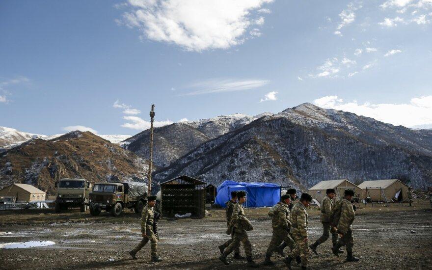 Армения заявила о новом наступлении Азербайджана на юге Карабаха