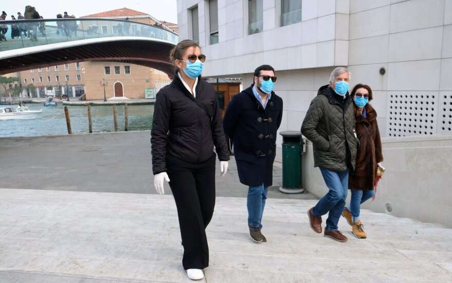 Италия ввела карантин на севере страны из-за коронавируса