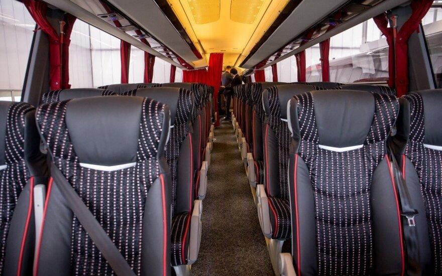 Lux Express временно сокращает число международных рейсов