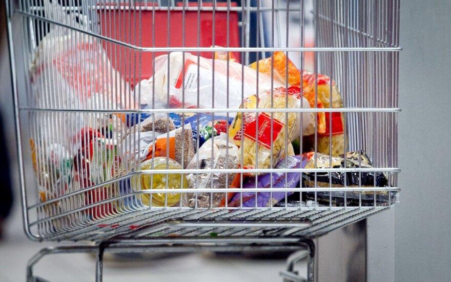 Одинаковая корзина продуктов в разных магазинах может стоить на 10 евро больше