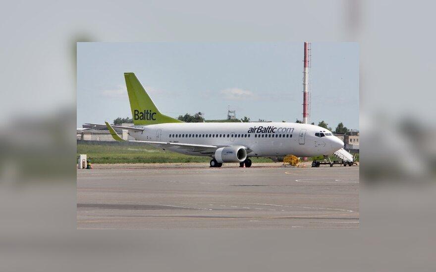 airBaltic откладывает свои амбициозные планы