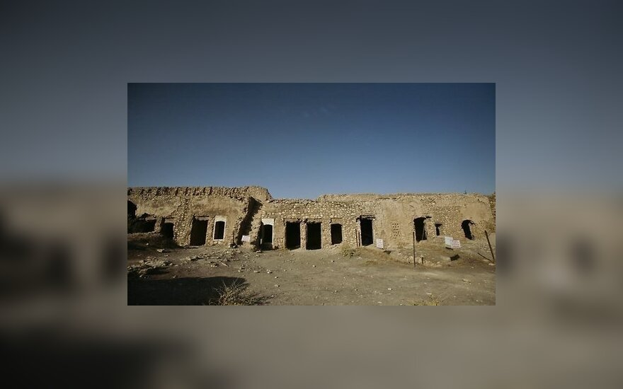 ИГ уничтожила в Ираке монастырь, основанный в VI веке