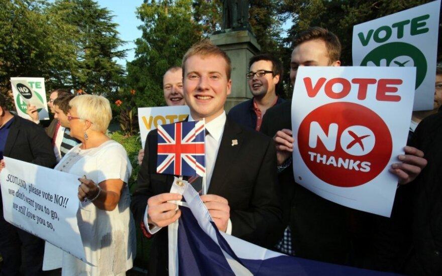 Szkocja dokonała wyboru