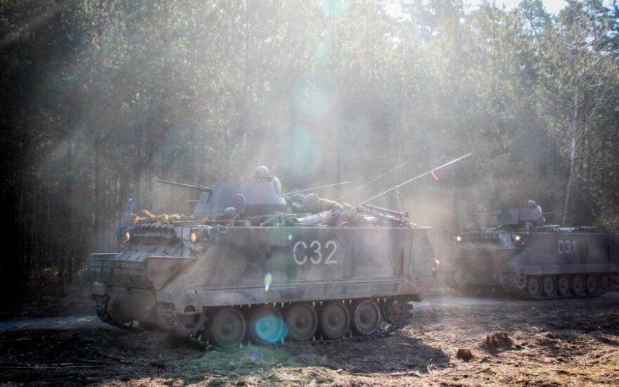 Литва получила новые предложения по бронетехнике из США и Польши