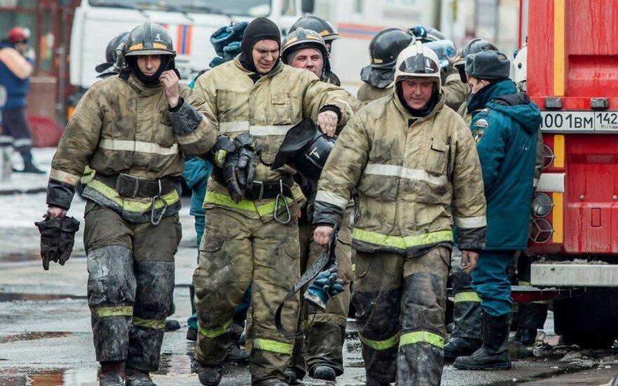 При пожаре в Новгородской области погибли шесть человек, включая детей