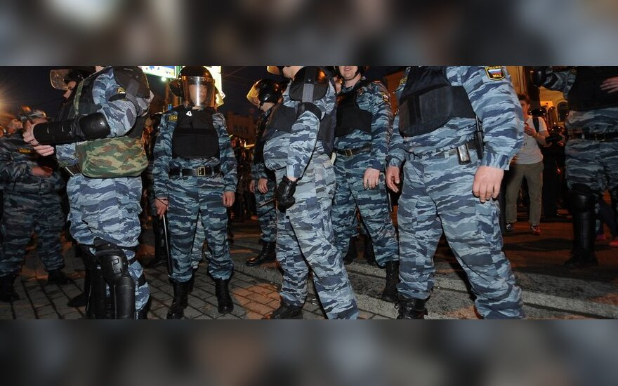В Подмосковье убиты боевики, готовившие теракт