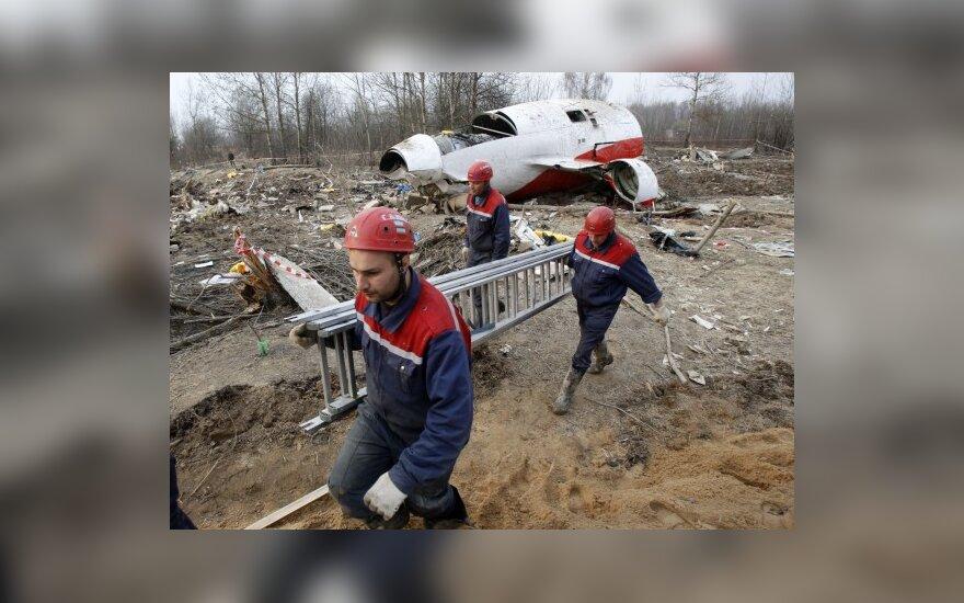 На экипаж самолета Качиньского оказывали давление