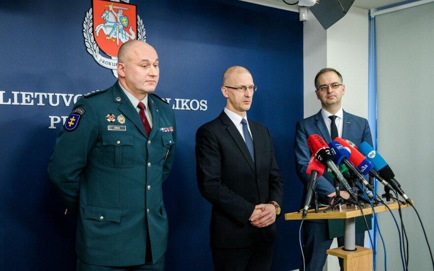 В Литве задержано три человека по подозрению в шпионаже