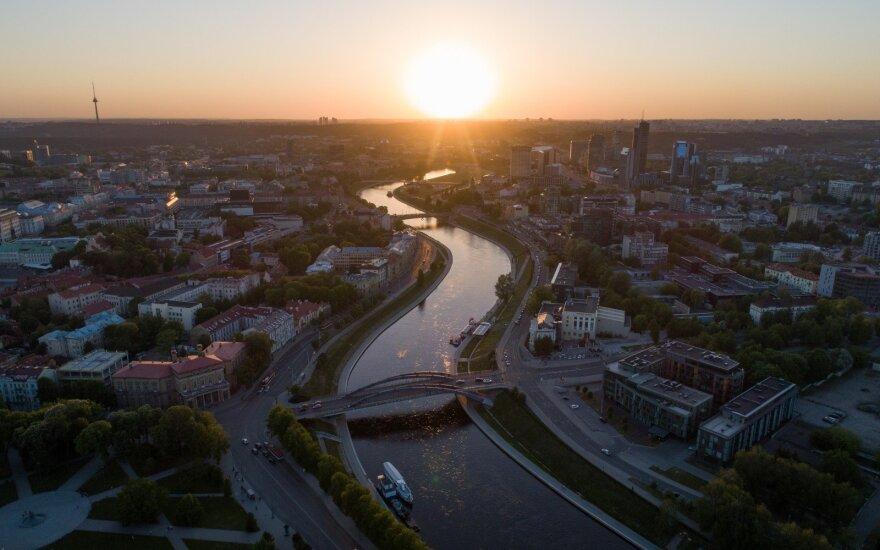 В Литве в четверг будет пасмурно и холодно