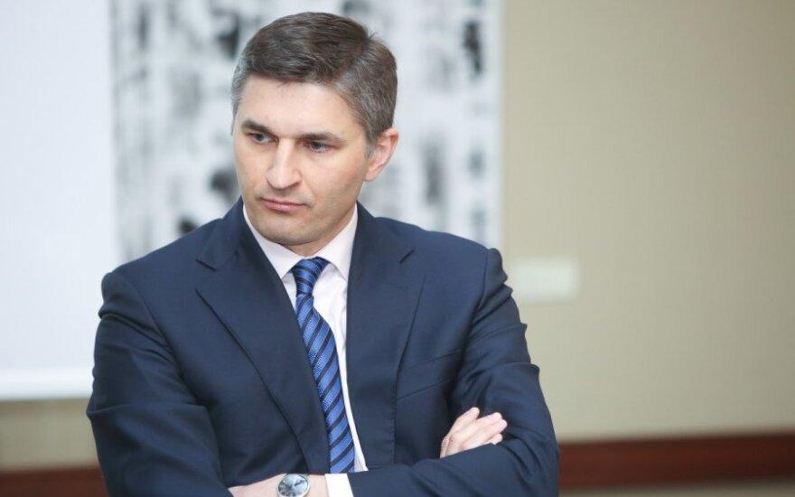 Министр энергетики Литвы посетит газохранилище в Латвии