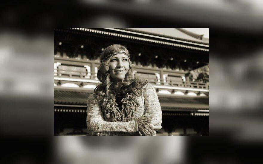 В Японии умерла певица российского происхождения Орига