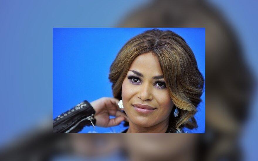 Националисты выступили против афроукраинки на Евровидении-2012