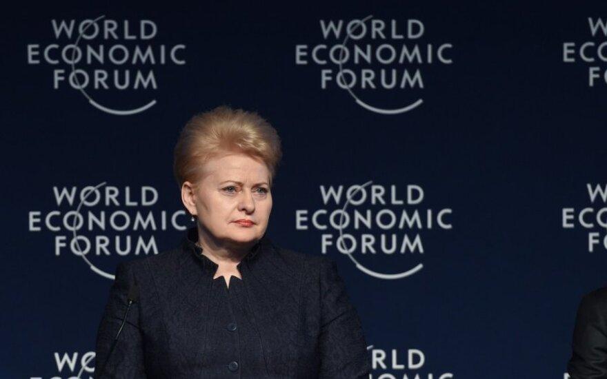 """Президент Литвы: Россия осуществляет """"территориальную агрессию"""""""