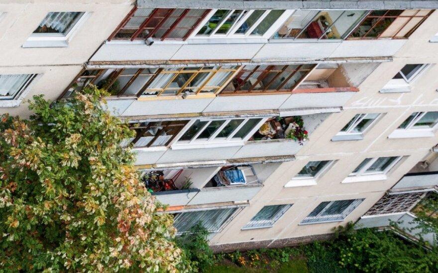 Цены на недвижимость растут не только в Вильнюсе