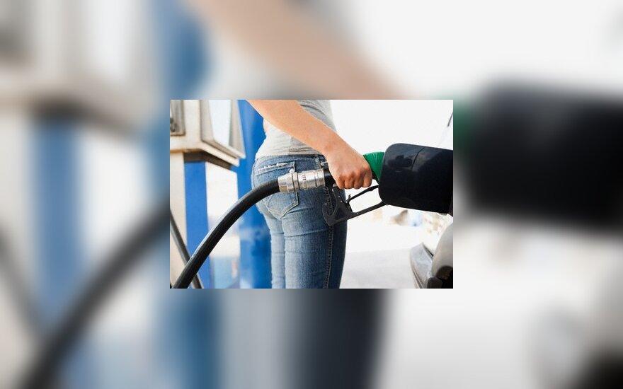 В Вильнюсе – самый дорогой бензин в балтийских странах