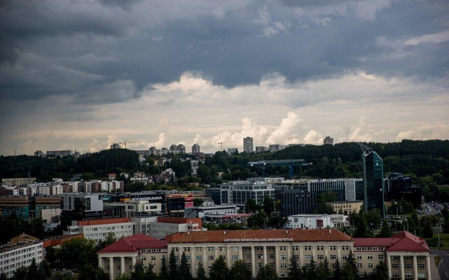 В Вильнюсе на этой неделе откроют Финскую площадь