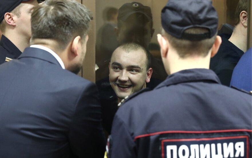 Rusijoje kalinamas Ukrainos jūreivis
