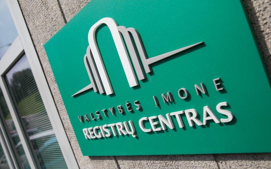 Реестровый центр Литвы открывает доступ к данным о недвижимости