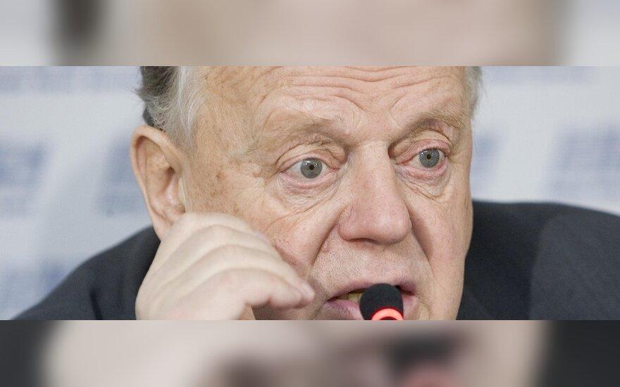 Шушкевич: АЭС в Беларуси может смыть с лица Земли и Литву