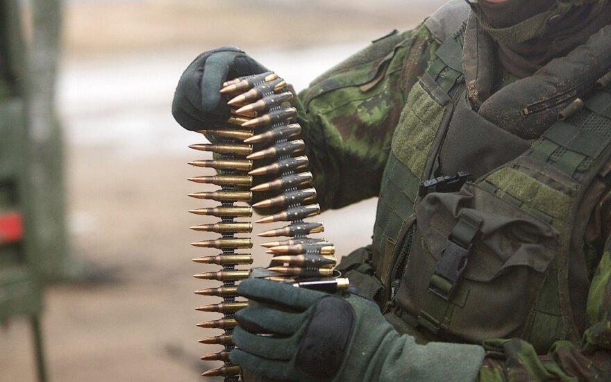 Премьер: расходы на оборону в проекте бюджета Литвы - уже 1,79% ВВП
