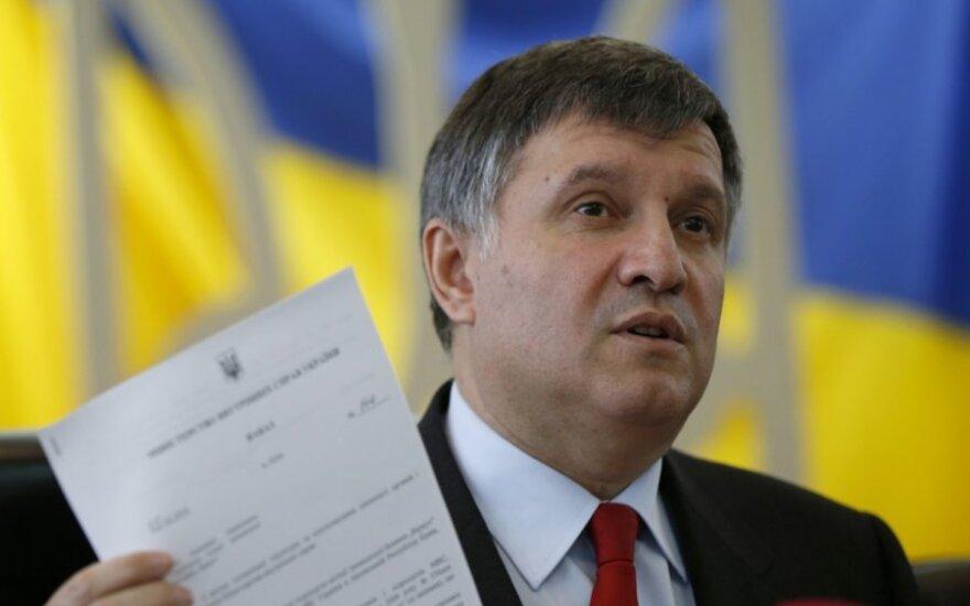 Глава МВД Украины: надо будет действовать жестко – буду действовать жестко