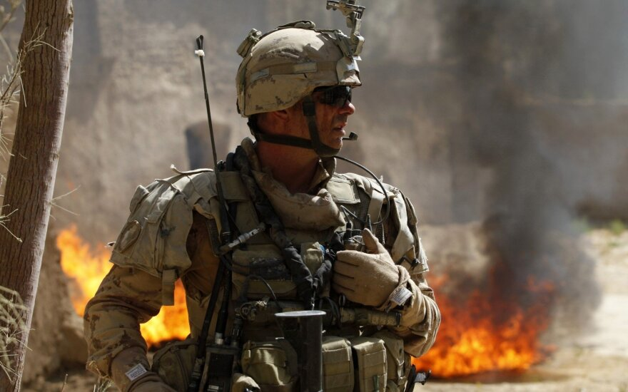 Канада планирует прислать в Латвию 455 военнослужащих