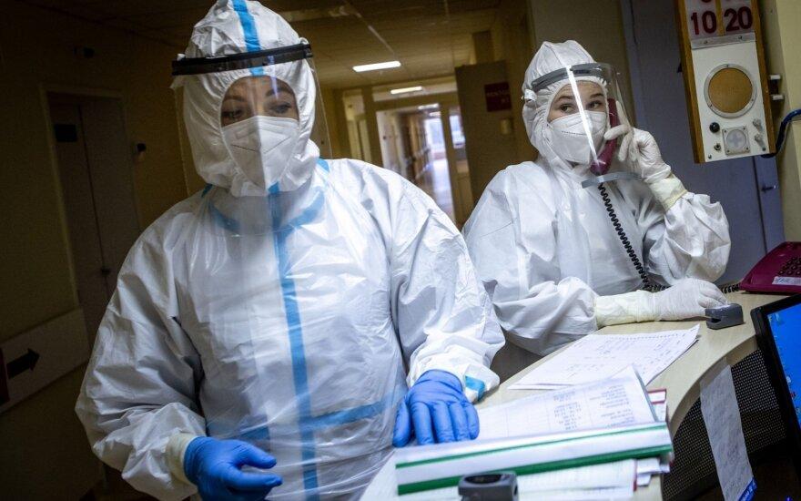Коронавирус в Литве: 1043 новых случая, скончались 15 человек