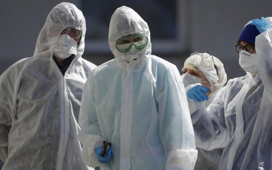 Заболевших COVID-19 с начала вспышки в Беларуси — уже 4204. Умерли 40 человек