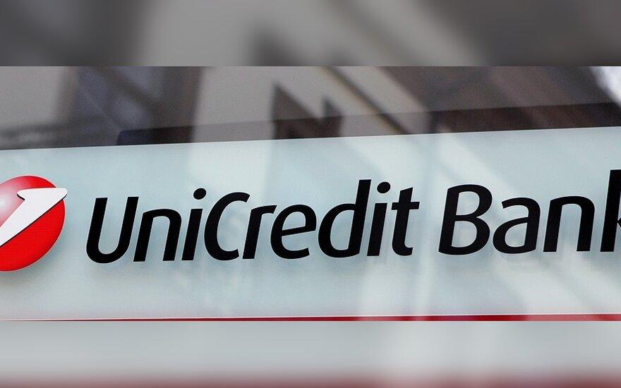 Банк UniCredit уходит из Литвы