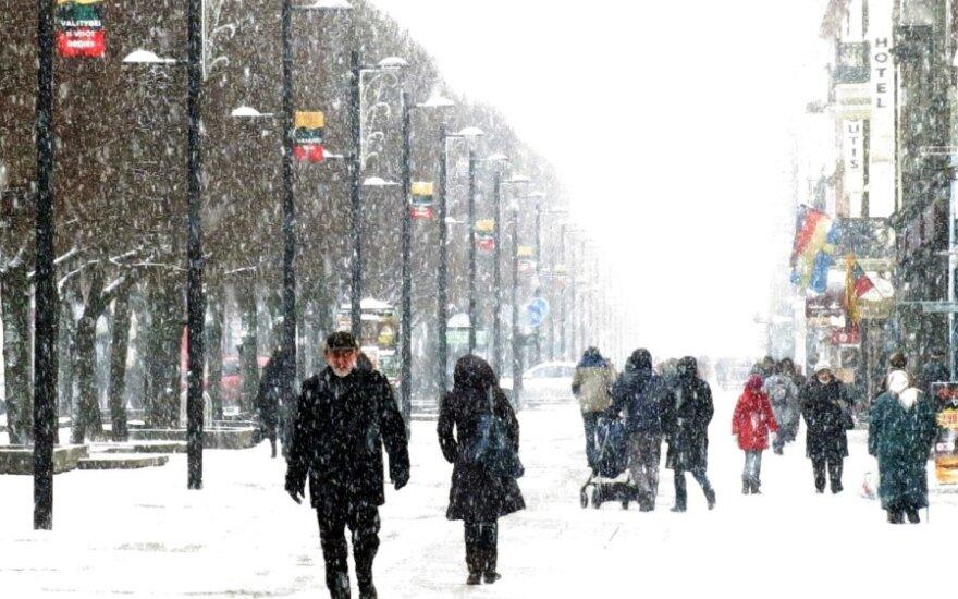 Погода не радует: потепление возможно лишь в следующую среду