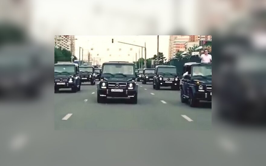 """Сотрудников Академии ФСБ уволят после заезда выпускников на """"геликах"""""""