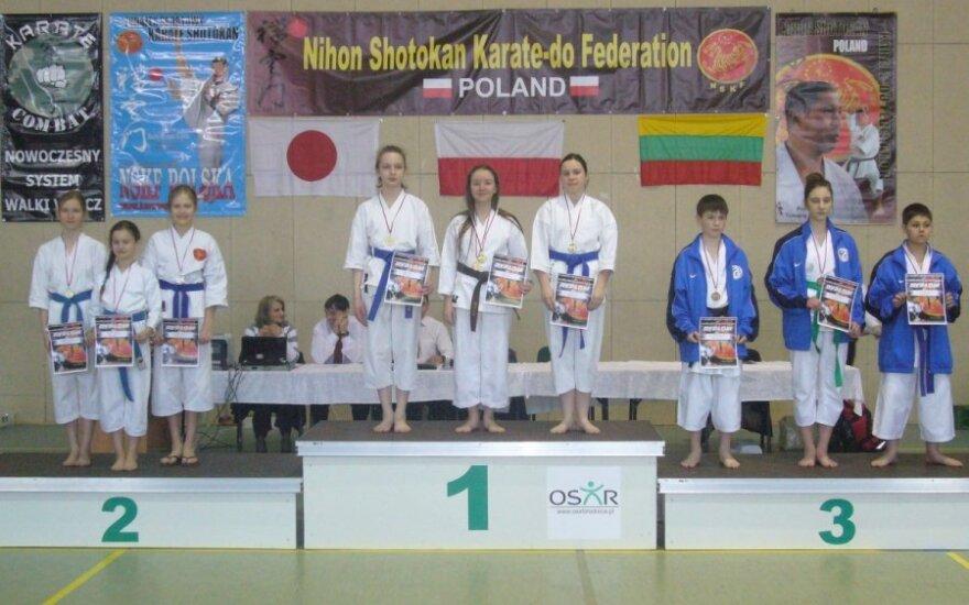 III Otwarte Mistrzostwa Polski w Karate NSKF (Nihon Shotokan Karate-do)