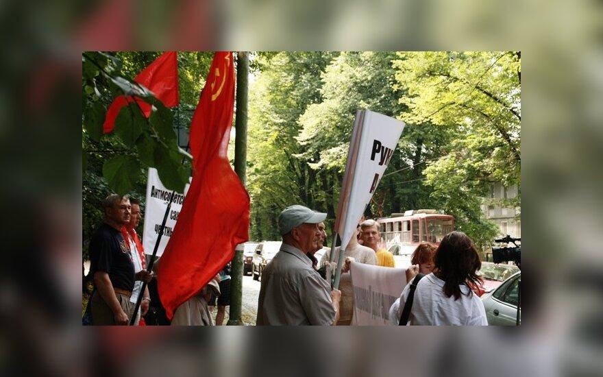 У Палецкиса появились защитники в лице коммунистов Калининграда