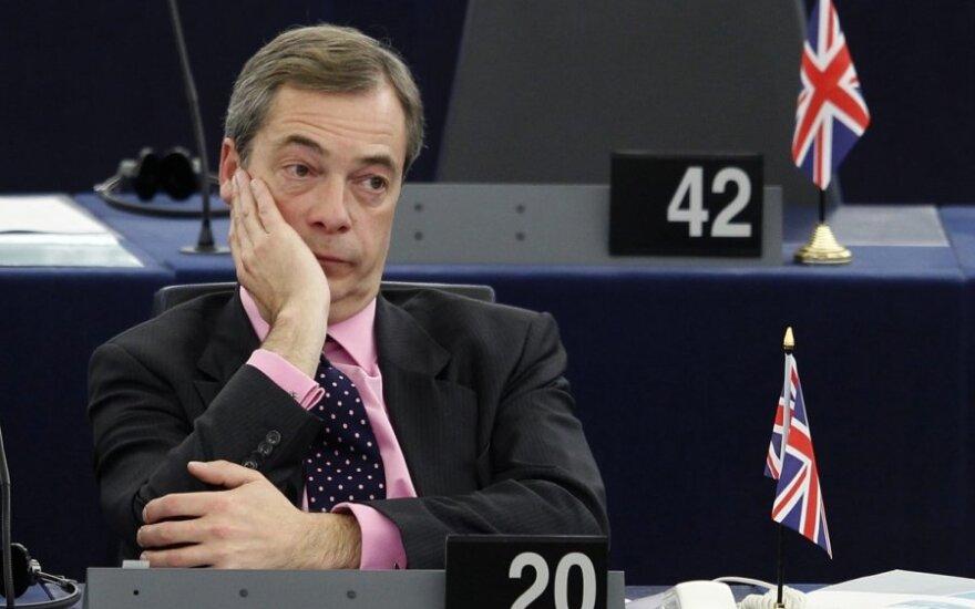 Głównym problemem UKIP jest teraz... Polak!