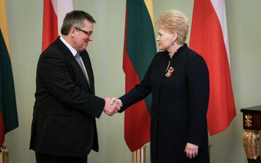 Tradycja wspólnego świętowania Dni Niepodległości Litwy i Polski została przerwana