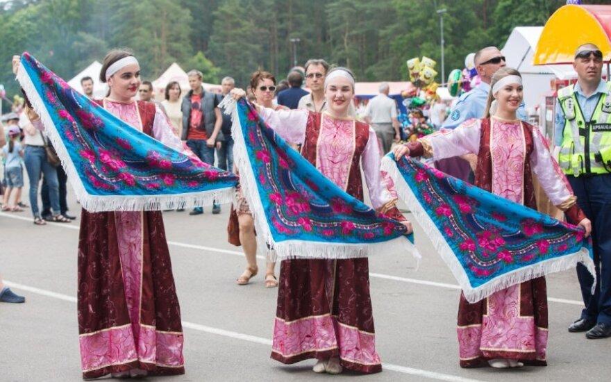 Монтвидайте: меньшинства для нас так же важны, как и литовцы