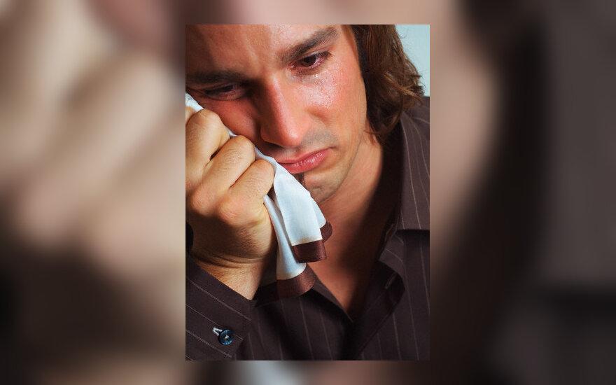 Liūdnas vyras, pesimistas