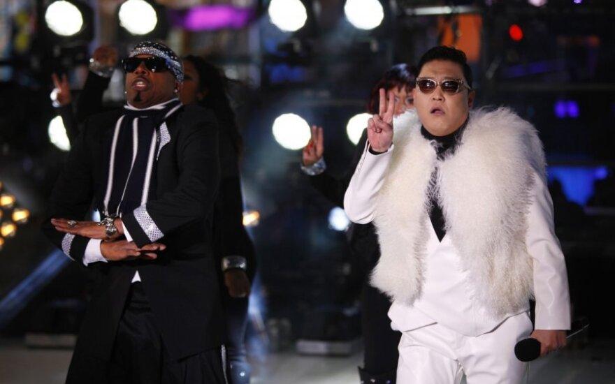 Nowy hit PSY: Gentleman