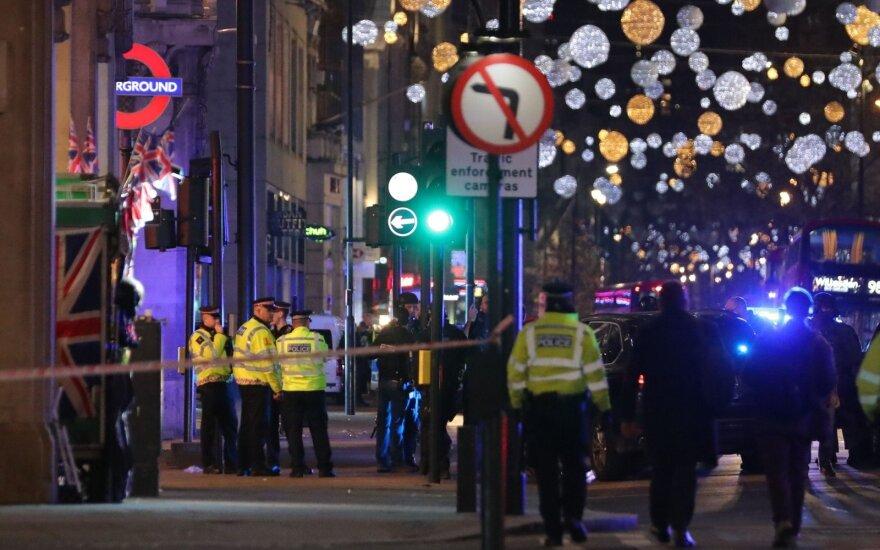 Паника на Оксфорд-стрит: полиция не обнаружила следов криминала
